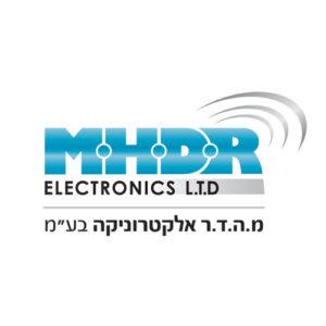 עיצוב לוגו מהדר אלקטרוניקה