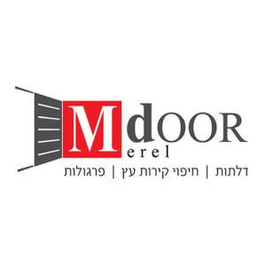 עיצוב לוגו מיריל דור