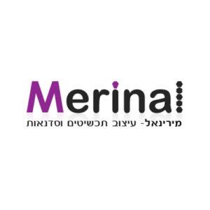 עיצוב לוגו מירינאל